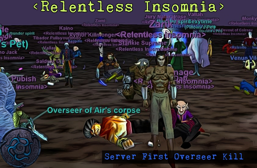 Relentless Insomnia – Page 2 – A TLP Server Raiding Guild